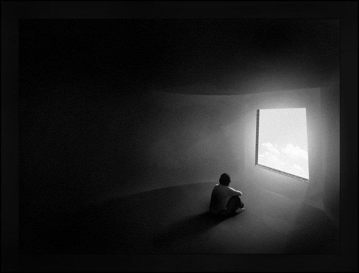 Лучшие фото черно белое грусть (29)