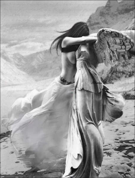 Лучшие фото черно белое грусть (4)