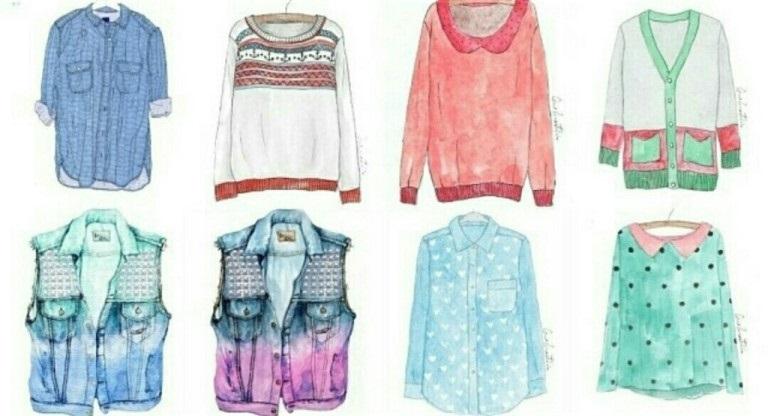 Одежда картинки для лд (1)