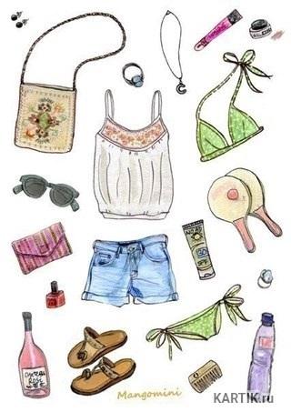 Одежда картинки для лд (10)