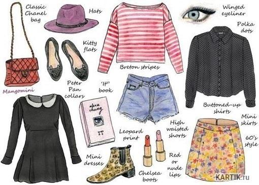 Одежда картинки для лд (2)