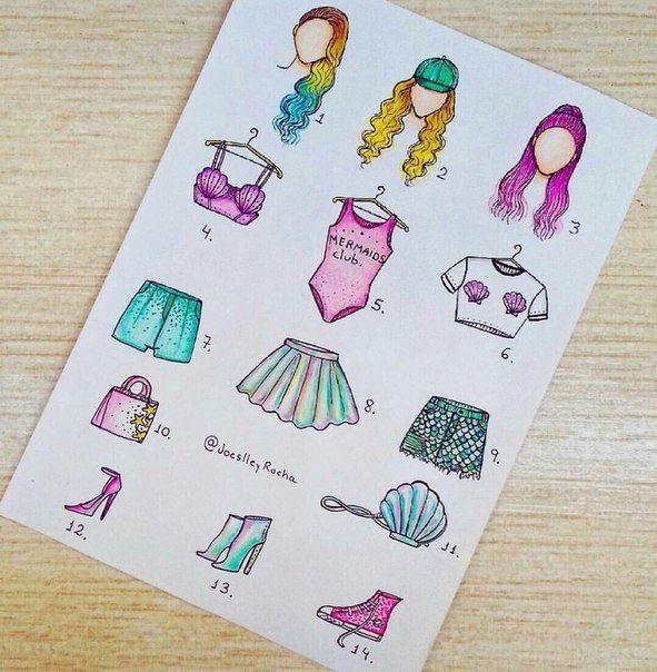 Одежда картинки для лд (20)