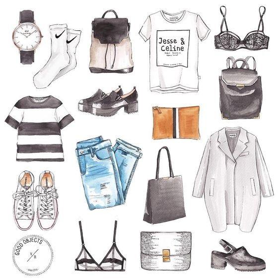 Одежда картинки для лд (26)