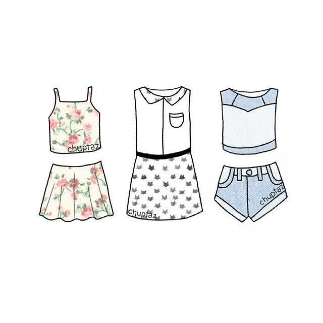 Одежда картинки для лд (8)