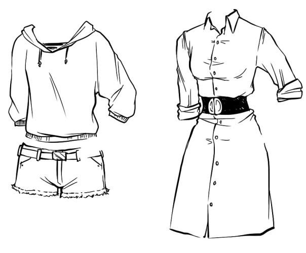 Одежда картинки для лд (9)