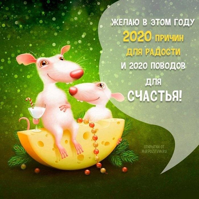 С новым годом веселые картинки и открытки (23)