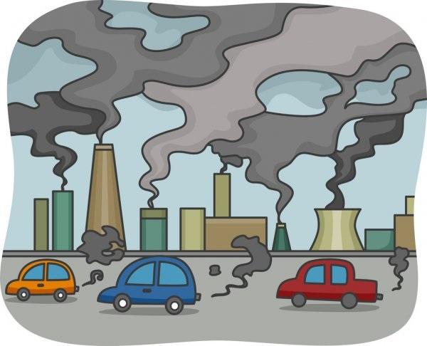 Что загрязняет воздух картинки (16)
