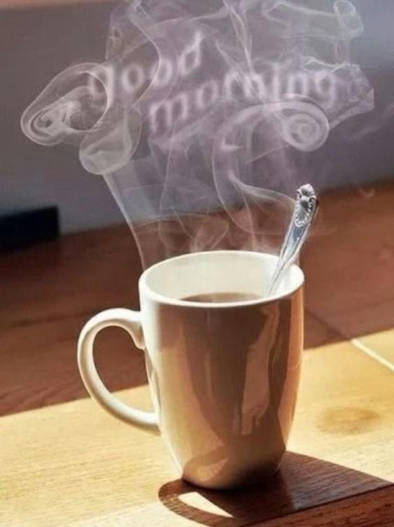 Новые фото   Чашка чая с Добрым утром за 2021 год (18)