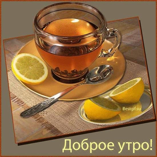 Новые фото   Чашка чая с Добрым утром за 2021 год (3)