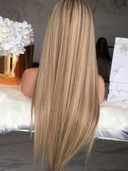 Девушка спиной с длинными волосами фото 2021 (20)