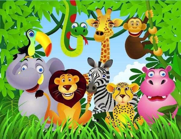 Интересные картинки для детей природа Африки (15)