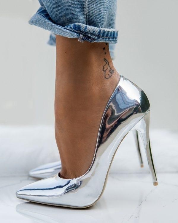 Красивые фото ножек в туфельках (17)