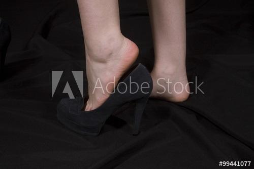 Красивые фото ножек в туфельках (2)