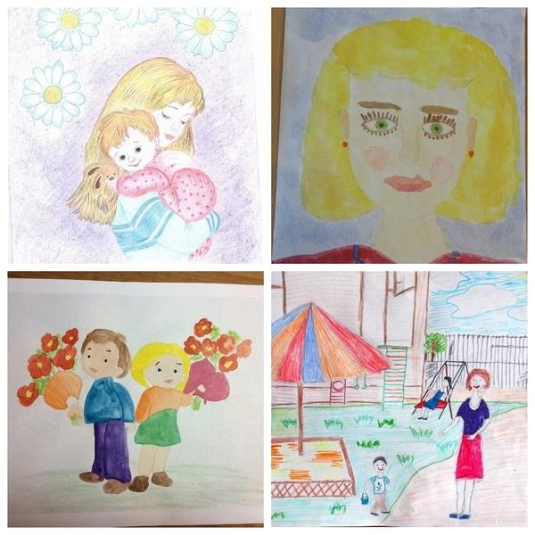 Мой любимый воспитатель, рисунки на эту тему (16)
