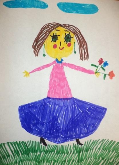 Мой любимый воспитатель, рисунки на эту тему (24)