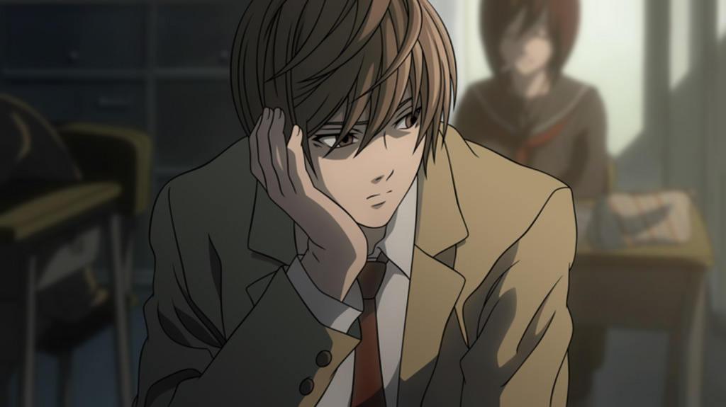 Момент из аниме фото 1