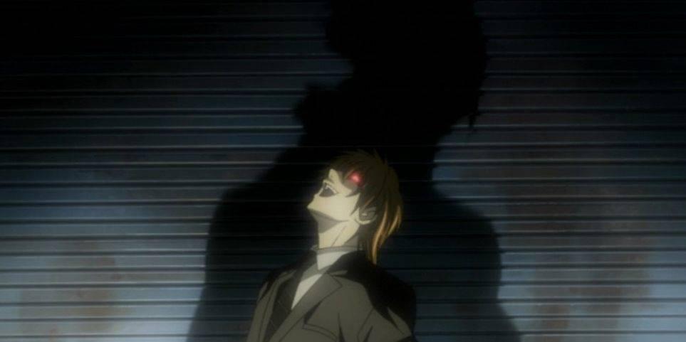 Момент из аниме фото 3