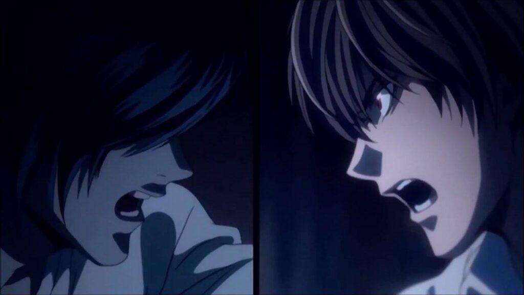 Момент из аниме фото 5