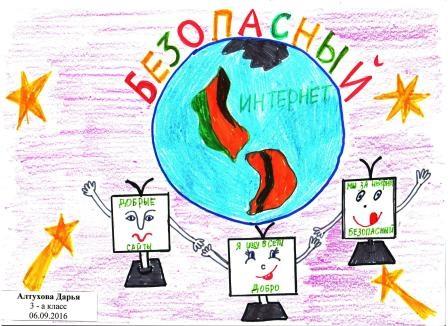 Рисунки на тему безопасный интернет (1)