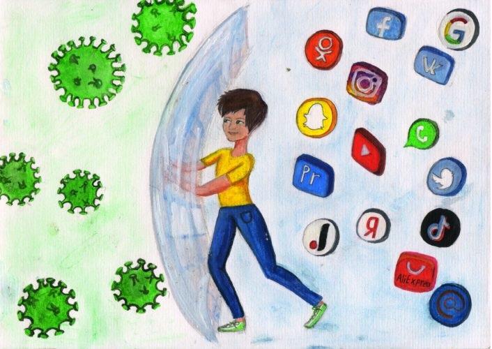 Рисунки на тему безопасный интернет (13)