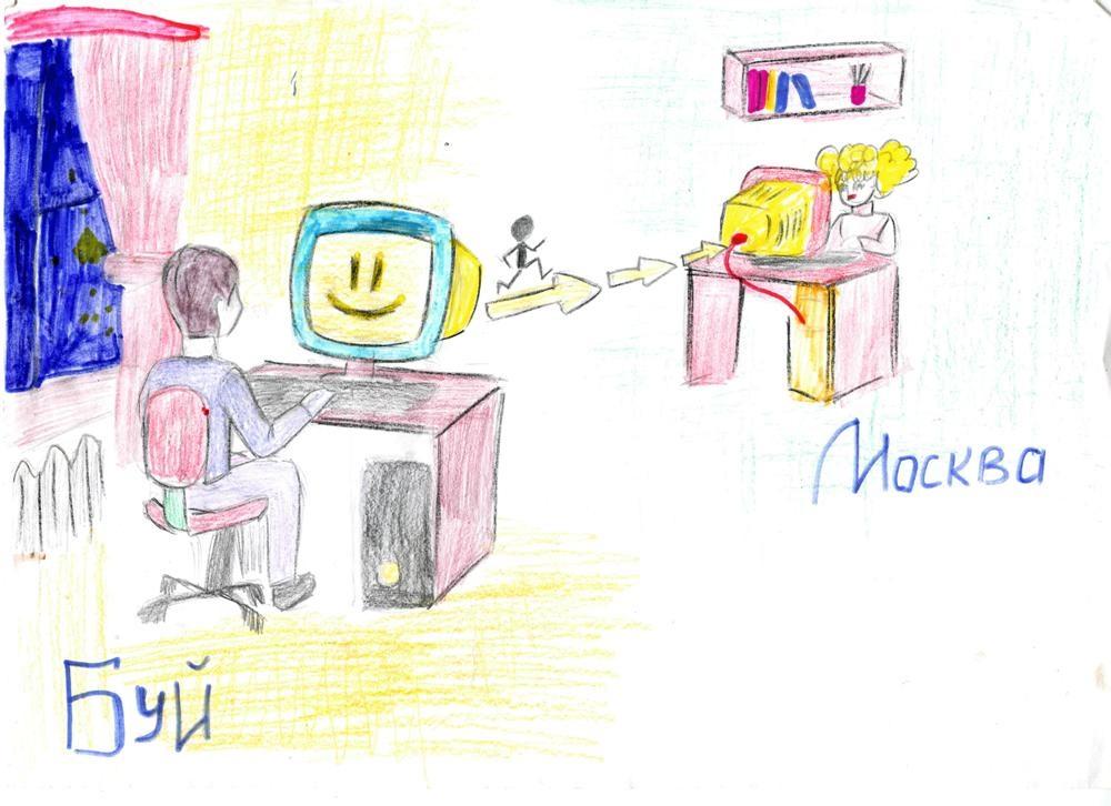 Рисунки на тему безопасный интернет (7)