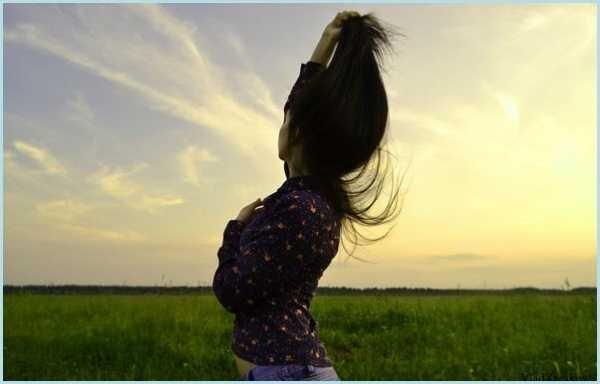 Романтичные фото девушек без лица (10)