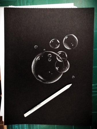 Топовые картинки для ЛД черной ручкой (1)