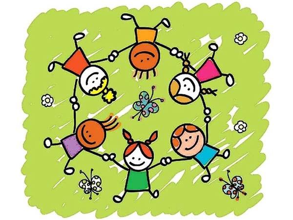 Идеи в картинках для детей дружба народов (11)