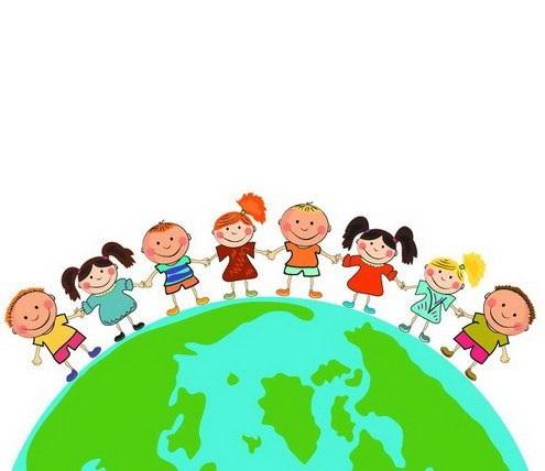 Идеи в картинках для детей дружба народов (17)