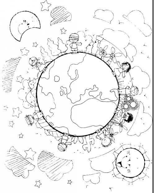 Идеи в картинках для детей дружба народов (9)
